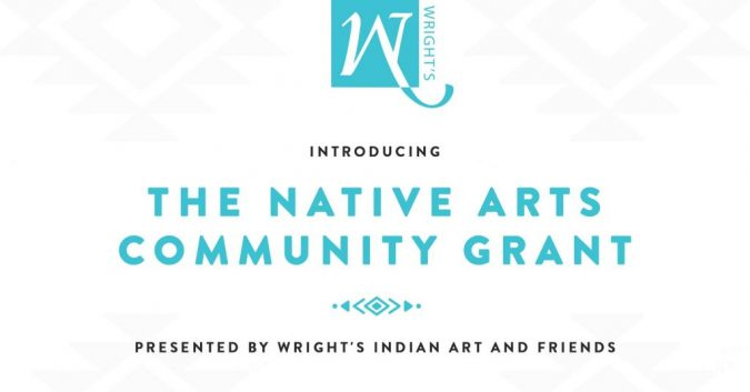 Introducing The Native Arts Community Grant
